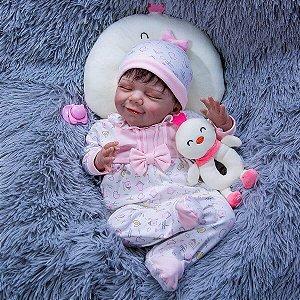 Bebê Reborn Flora Lis