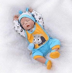 Bebê Reborn Henrique