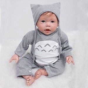 Bebê Reborn Gabriel