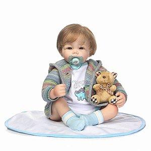 Bebê Reborn Vitor