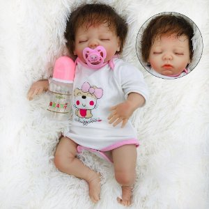 Bebê Reborn Nora