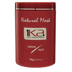 1Ka Natural Mask Argan Açai - 1Kg