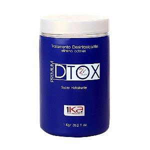 1Ka Dtox Premium 1Kg - Tratamento Desintoxicante - Elimina Odores