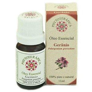 Oleo essencial geranio ml