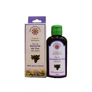 oleo de semente de uva phytoterapica