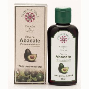 oleo de abacate phytoterapica