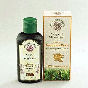 oleo de amendoa doce phytoterapica