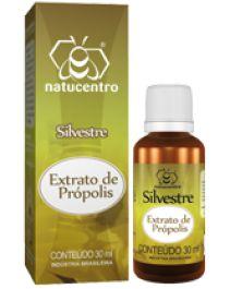 EXTRATO DE PROPOLIS SILVESTRE NATUCENTRO