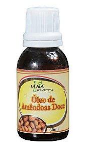 oleo de amendoas doce iana