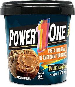 Pasta de amendoim integral power1one  - VENCIMENTO DEZEMBRO