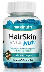 hairskin nails man maxinutri