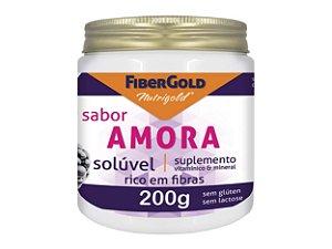 fibergold sabor amora nutrigold
