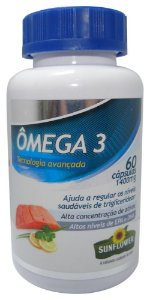 omega 3 60 cap. sunflower