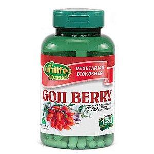 goji berry 120cap unilife