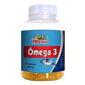 omega 3 60caps. rei terra