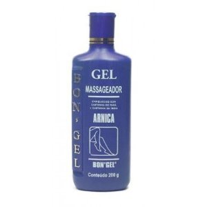 gel massageador arnica bon gel
