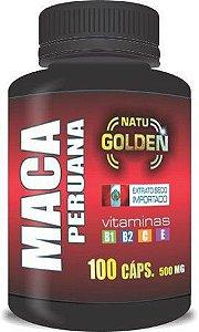 maca peruana 100 caps natu golden