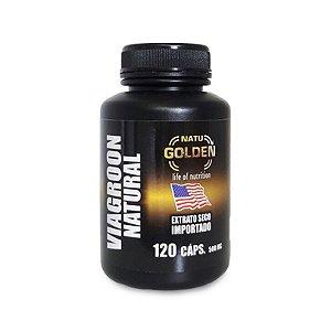 viagroon natural 120 caps natu golden