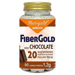 fibergold chocolate 90 comp. nutrigold