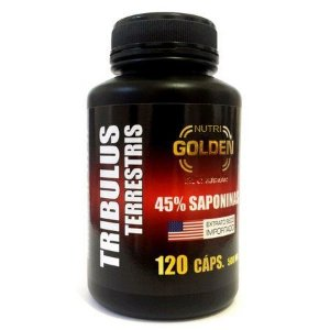 tribulus terrestris nutri golden 46% saponinas