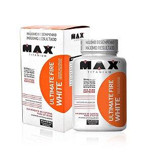 max titanium ultimate fire white 120 caps