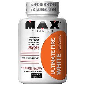 max titanium ultimate fire white 60 caps