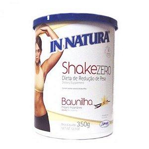 shake zero baunilha in natura