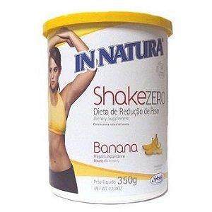 shake zero banana in natura