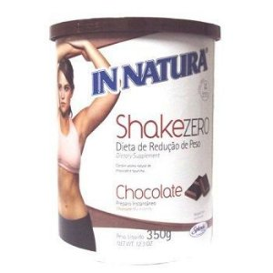 shake zero CHOCOLATE in natura
