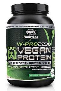 vegan protein unilife chocolate