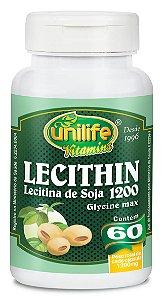 lecithin unilife 60 capsulas