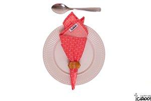 Flamingo - Guardanapos - Opção 3