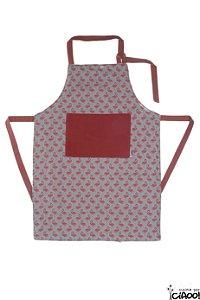Flamingo - Avental - Opção 1