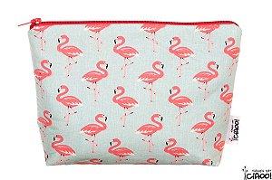 Flamingo - Nécessaire Grande - Opção 2