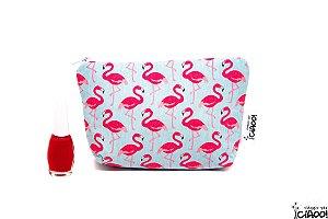 Flamingo - Nécessaire Pequena - Opção 2