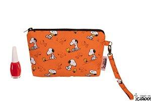 Snoopy laranja - Clutch