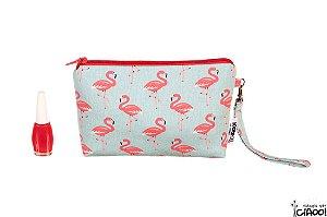 Flamingo - Clutch - Opção 2