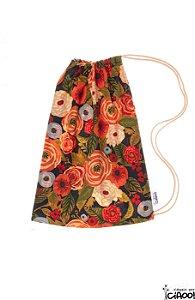 Flores de Outono - Organizador de Bagagem - Opção 2