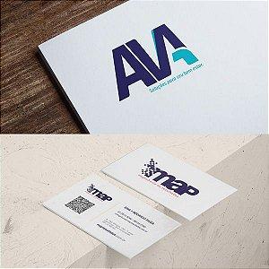 Logotipo + Cartão de visitas