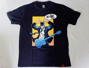 Camiseta Bat in Black