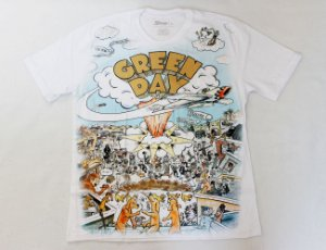 Camiseta Green Day - Dookie