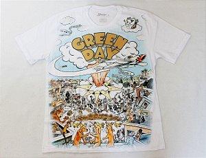 Camiseta Green Day - Dookie