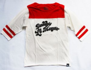 Camiseta Feminina Esquadrão Suicida - Arlequina - Daddy's Little Monster