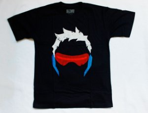 Camiseta Overwatch - Soldado 76