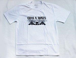 Camiseta Guns n' Roses - Logo
