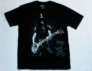 Camiseta Guns n' Roses - Slash Guitar