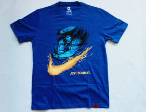 Camiseta Guile Just Boom It