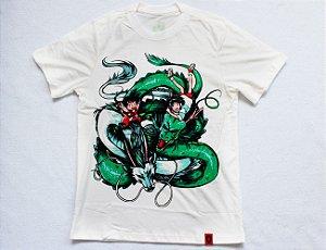Camiseta Infantil - Dragon Brothers