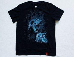 Camiseta Infantil - O Mundo Perdido