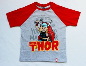 Camiseta Infantil - Thor